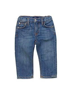 Baby boys sc. chip denim 5pkt