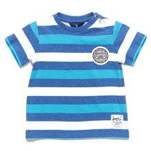 Gant Baby boys sc. striped ss tshirt
