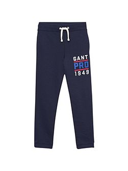 Boys sc. gant logo sweat pants