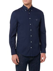 Gant Poplin Long Sleeve Shirt