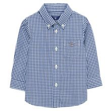Gant Boys Cotton Gingham Shirt