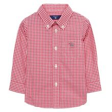 Gant Boys Poplin Gingham Shirt