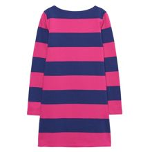 Gant Girls Block Striped Dress