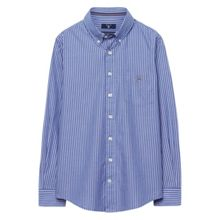 Gant Boys Pinstriped Shirt