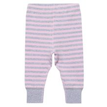 Gant Newborn Striped Cotton Trousers