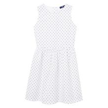Gant Girls Oxford Dot Dress