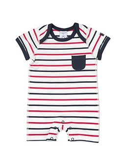 Babies Striped Romper