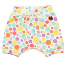 Polarn O. Pyret Baby Girls Polka Dot shorts