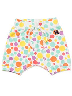 Baby Girls Polka Dot shorts