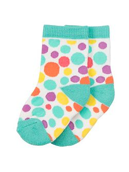 Babies Polka Dot Socks