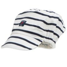 Polarn O. Pyret Babies Striped Cap