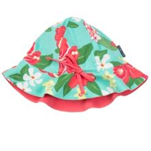 Polarn O. Pyret Girls Floral Hat