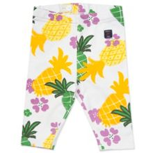 Polarn O. Pyret Baby Girls Print Leggings