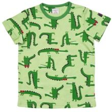 Polarn O. Pyret Kids Crocodile T-Shirt