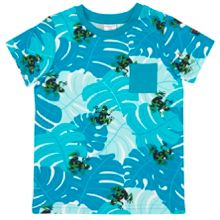 Polarn O. Pyret Kids Rain Forest T-Shirt