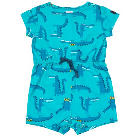 Polarn O. Pyret Baby Girls Playsuit