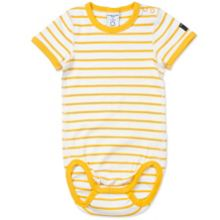 Polarn O. Pyret Babies Striped Bodysuit