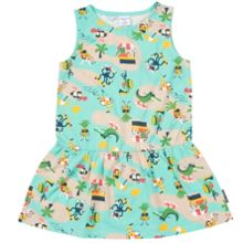Polarn O. Pyret Girls Beach Dress
