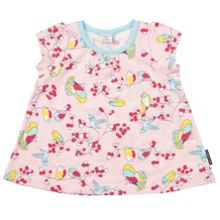 Polarn O. Pyret Baby Girls Bird Top