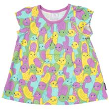 Polarn O. Pyret Girls Bird Top