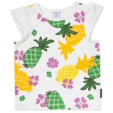 Polarn O. Pyret Girls Tropical Top