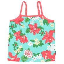 Polarn O. Pyret Girls Floral Cami Top