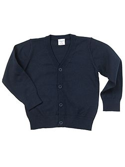 Kids Fine Knit Cardigan