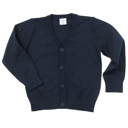 Polarn O. Pyret Kids Fine Knit Cardigan