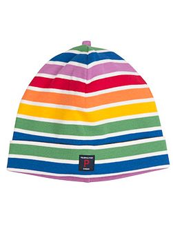 Babies Rainbow Stripe Hat