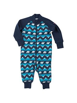 Babies Thermal Wool all-in-one