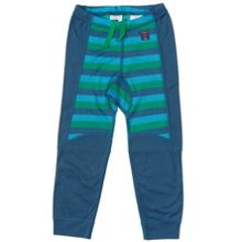 Polarn O. Pyret Babies Striped Thermal Long Johns