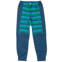 Polarn O. Pyret Kids Striped Thermal Long Johns