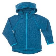 Polarn O. Pyret Babies Knitted Hoodie