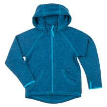 Polarn O. Pyret Kids Knitted Hoodie