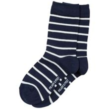 Polarn O. Pyret Kids Striped Wool Socks