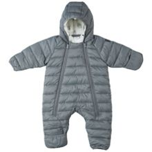 Polarn O. Pyret Babies Quilted Pramsuit