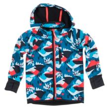 Polarn O. Pyret Kids Soft Shell Jacket