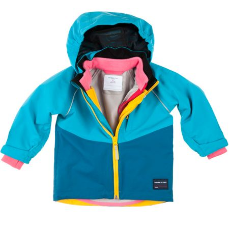 Polarn O. Pyret Babies Fleece Jacket