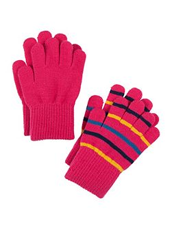 Babies Twin Pack Magic Gloves