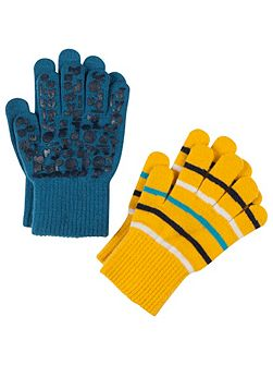 Kids Twin Pack Magic Gloves