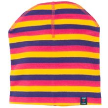 Polarn O. Pyret Kids Striped Beanie Hat