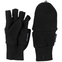 Polarn O. Pyret Kids Fleece Capped Mittens
