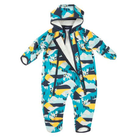 Polarn O. Pyret Babies Soft Shell Pramsuit