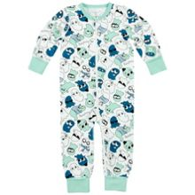 Polarn O. Pyret Kids Friendly Ghost Onesie Pyjamas