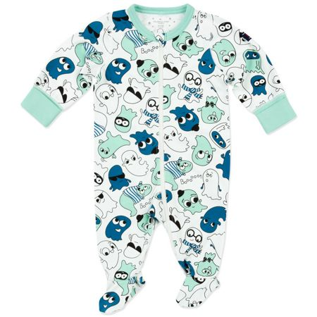 Polarn O. Pyret Babies Friendly Ghost  Sleepsuit