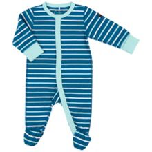 Polarn O. Pyret Kids Striped Onesie Pyjamas