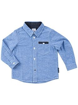 Baby Boys Cotton Shirt