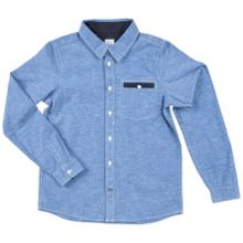 Polarn O. Pyret Boys Cotton Shirt