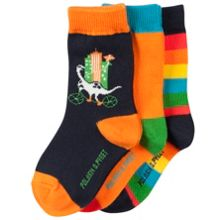 Polarn O. Pyret Kids 3 Pack Socks