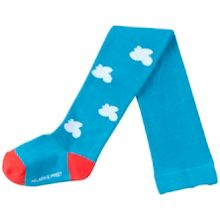 Polarn O. Pyret Baby Girls Cloud Tights